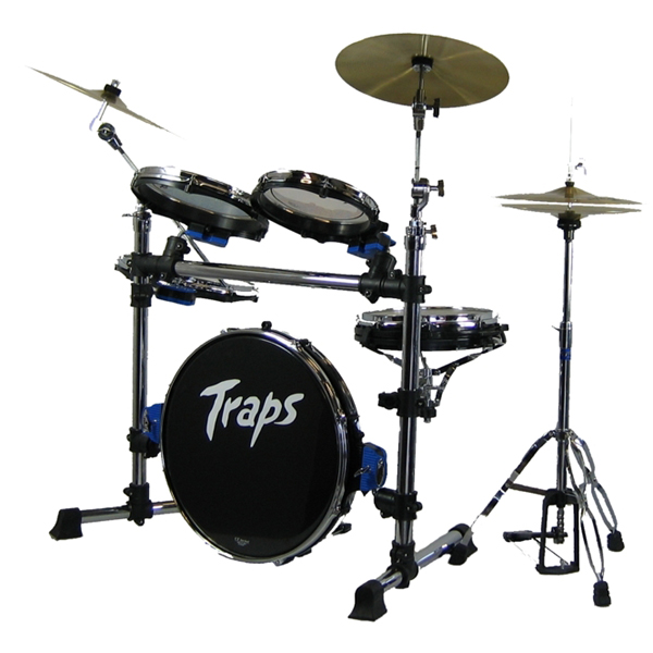 Traps Drums A400NC [ポータブル・ドラム・キット] 【台数限定スローンプレゼント】