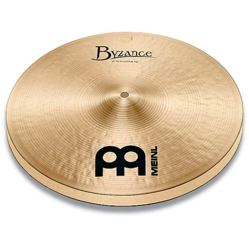 MEINL B14MH [Byzance Traditional Medium HiHat pr]