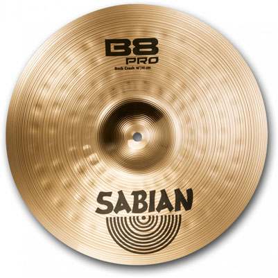 "SABIAN/B8 PRO B8P-16RC-B [16"" Rock Crash]"