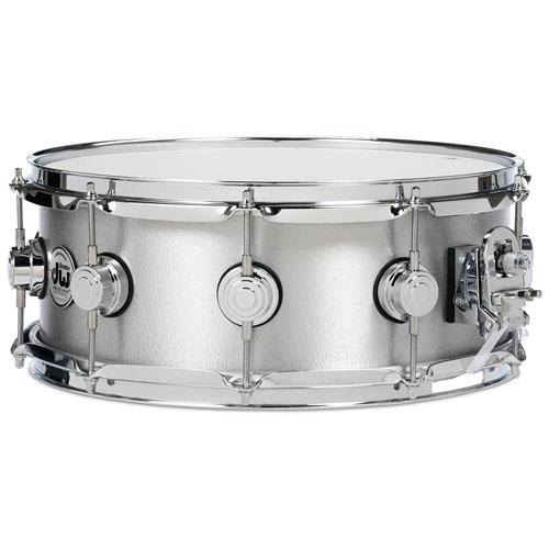 DW-CA7 1455SD/ALUMI/C [Collector's Metal Snare / Aluminum]