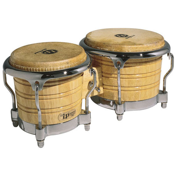 LATIN PERCUSSION LP201AX-2 GENERATION WOOD BONGO