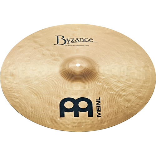 MEINL B20ETHC [Byzance Traditional/Extra Thin Hammered Crash] 【MEINLシンバルキャンペーン 2018!真空ステンレス保冷ボトルプレゼント!】