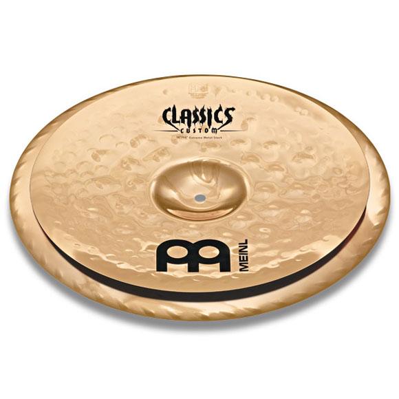 MEINL CC16/18EMS-B [Classics Custom Extreme Metal Stack Effect Cymbal]