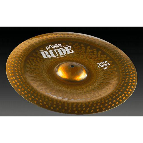 PAISTE RUDE Classic Novo China 18