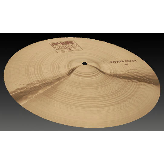 PAISTE 2002 Classic Power Crash 19""