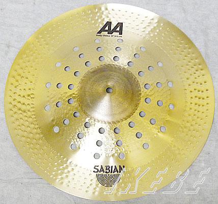 SABIAN AA-17HC [HOLY CHINA]