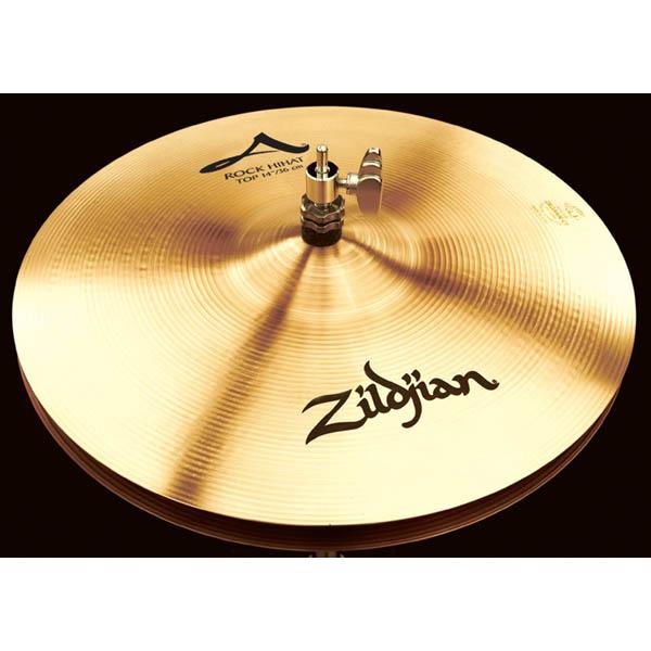 """Zildjian A Zildjian Rock HiHat 14""""pr [NAZL14RKHHT&HHBM]"""