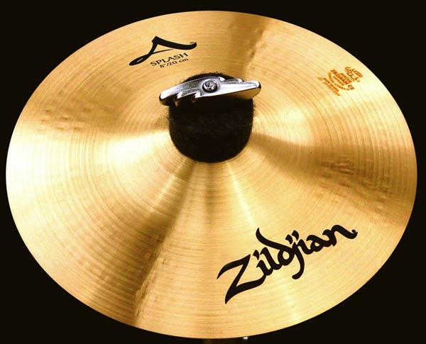 """Zildjian A Zildjian Splash 8"""" [NAZL8SPPT]"""