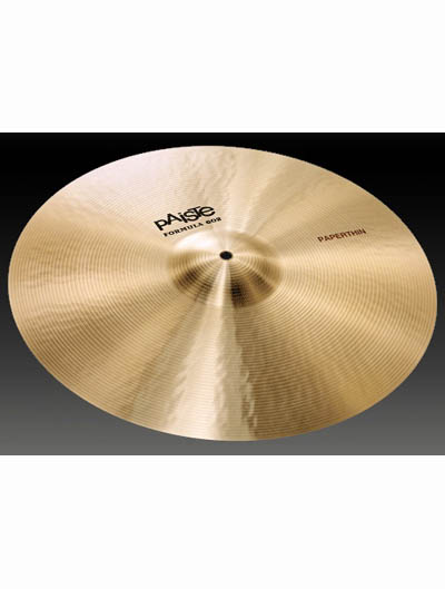 PAiSTe/FORMULA 602 Paper Thin Crash 16