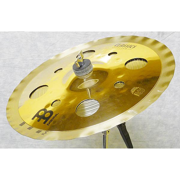 "MEINL GX-14FCH-J+CC12TRS-B [""Stack"" Cymbals]"