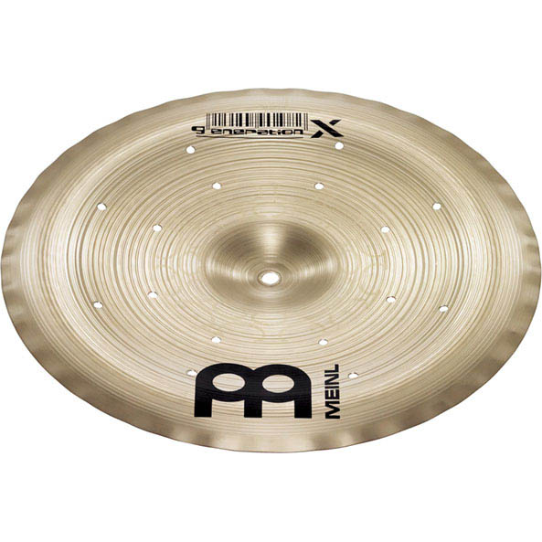 MEINL GX-16FCH [Generation X/Thomas Lang Signature Filter China 16