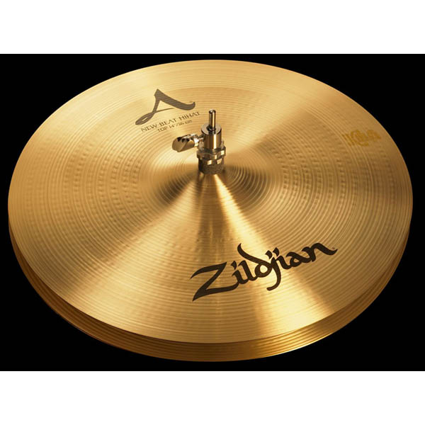 """Zildjian A Zildjian New Beat Hi Hat 14""""pr [NAZL14NBHHT&HHBM]"""