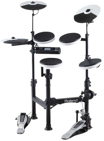 ROLAND TD-4KP-S [V-Drums Portable]【ikbp5】