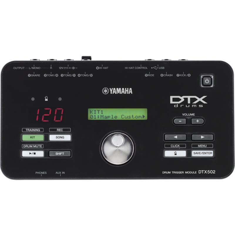 YAMAHA DTX502 [DTX Drums トリガーモジュール] 【ikbp5】