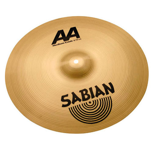 SABIAN AA-18MC [AA Medium Crash 18