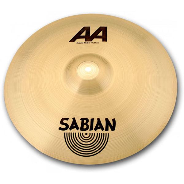 SABIAN AA-20RR [AA Rock Ride 20