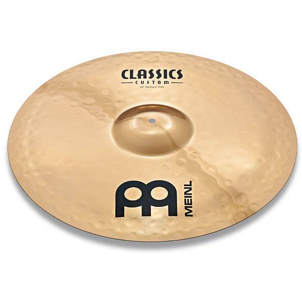 MEINL CC20PR-B [Classics Custom/Powerful Ride 20