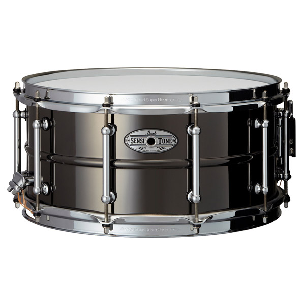 Pearl STA1465BR [Sensitone Standard 1mm Beaded Brass Black-Nickel finish]