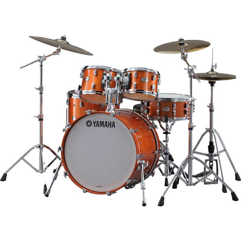 YAMAHA Absolute Hybrid Maple 4pc Drum Set [AMP6F3+AMB2218] [BD22、FT16、TT12&10]