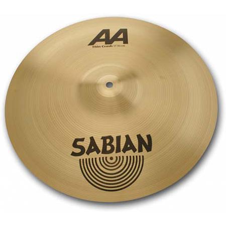 SABIAN AA Thin Crash 18 AA-18TC