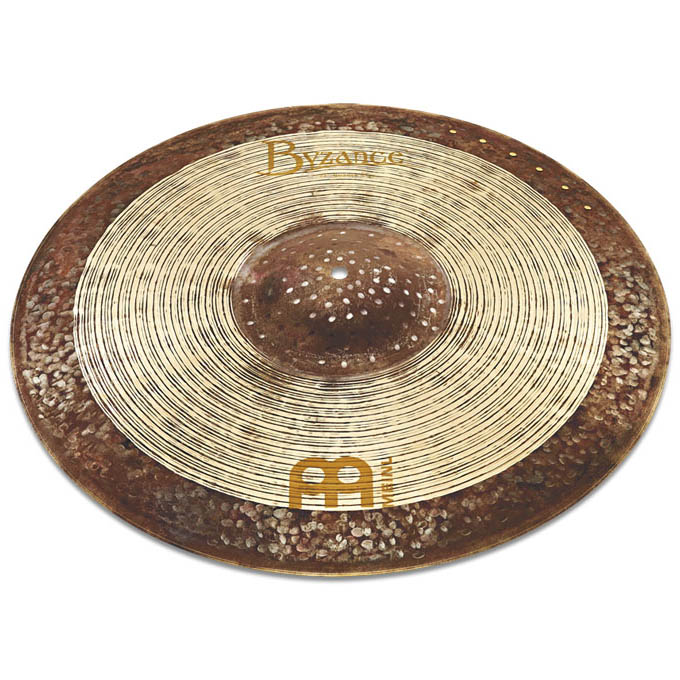 "MEINL B21NUR [Byzance JAZZ series Ralph Peterson Signature Nuance Ride 21""] 【MEINLシンバルキャンペーン 2018!真空ステンレス保冷ボトルプレゼント!】"