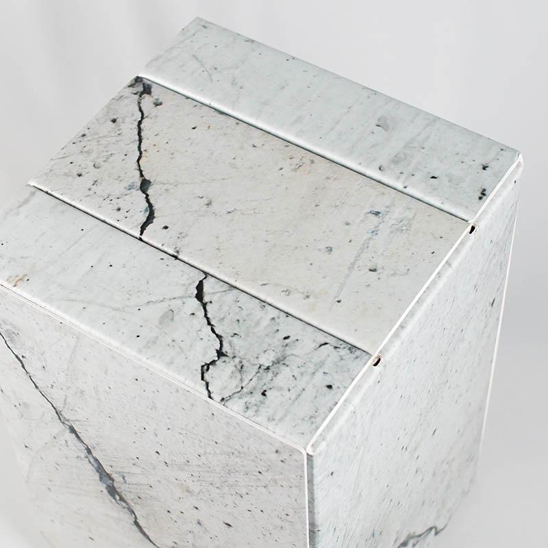 C-wave borukahon·原色[Concrete][厚纸板制造kahon]