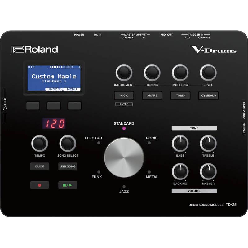 ROLAND TD-25 【ドラムステーション・オリジナル USBメモリー for TD-25 プレゼント!】 【ikbp5】