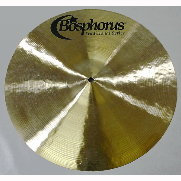 Bosphorus Traditional Series Crash Thin 16