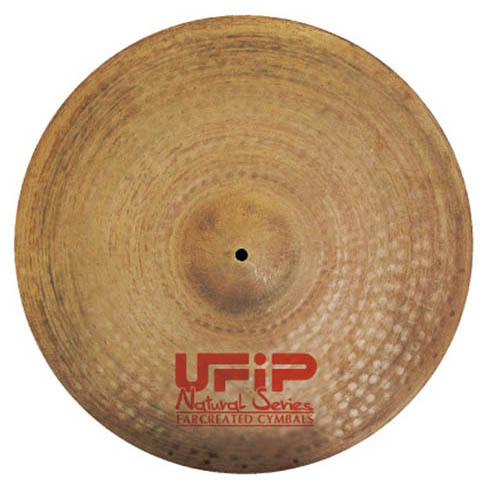 UFIP NS-20LR [Natural Series / Ride:Low Pitch:Red Logo]