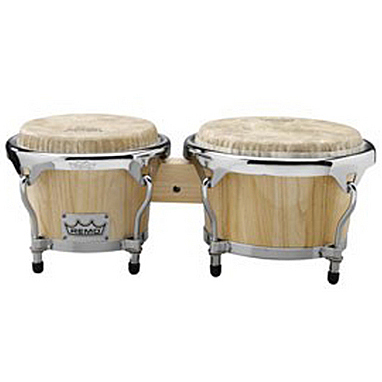 REMO CROWN PERCUSSION BONGOS (LREMCRP78000)
