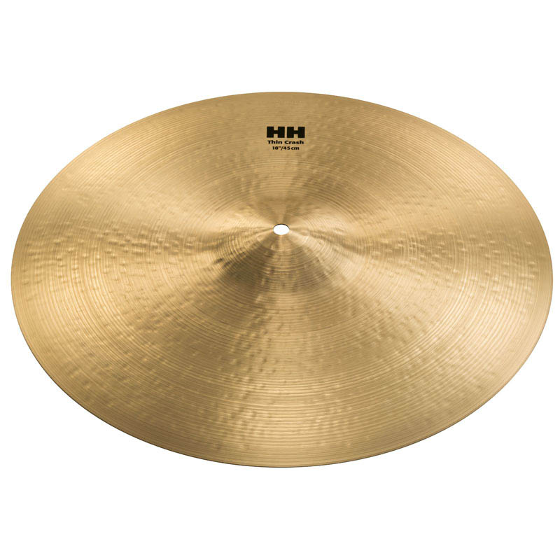 "SABIAN Hand Hammerd HH-16TC Thin Crash [HH ""REMASTERED""]"