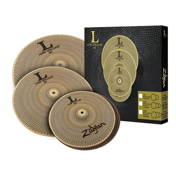 Zildjian L80 LOW VOLUME 468 BOX SET [14