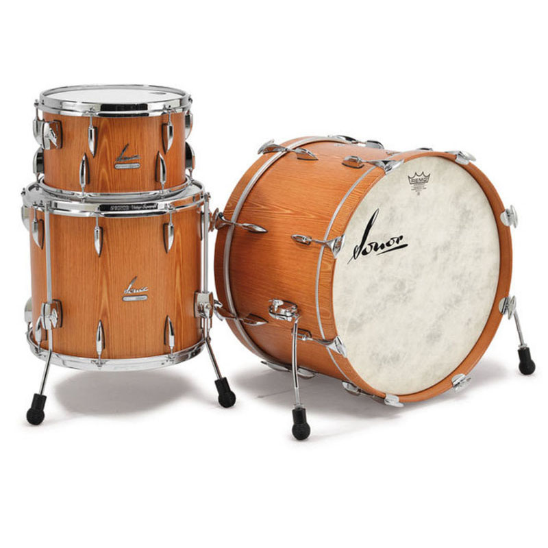 "SONOR VT15-THREE22 (BD22""x14"" TT13""x9"" FT16""x14"") [Vintage Series / Wood Finish]"