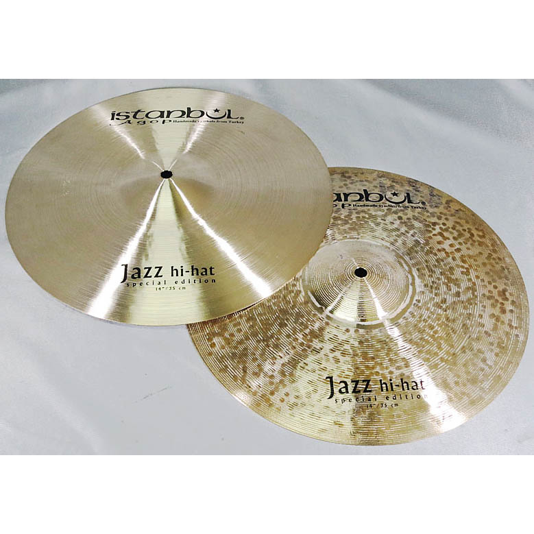 Istanbul Agop Special Edition Series Jazz HiHat 14