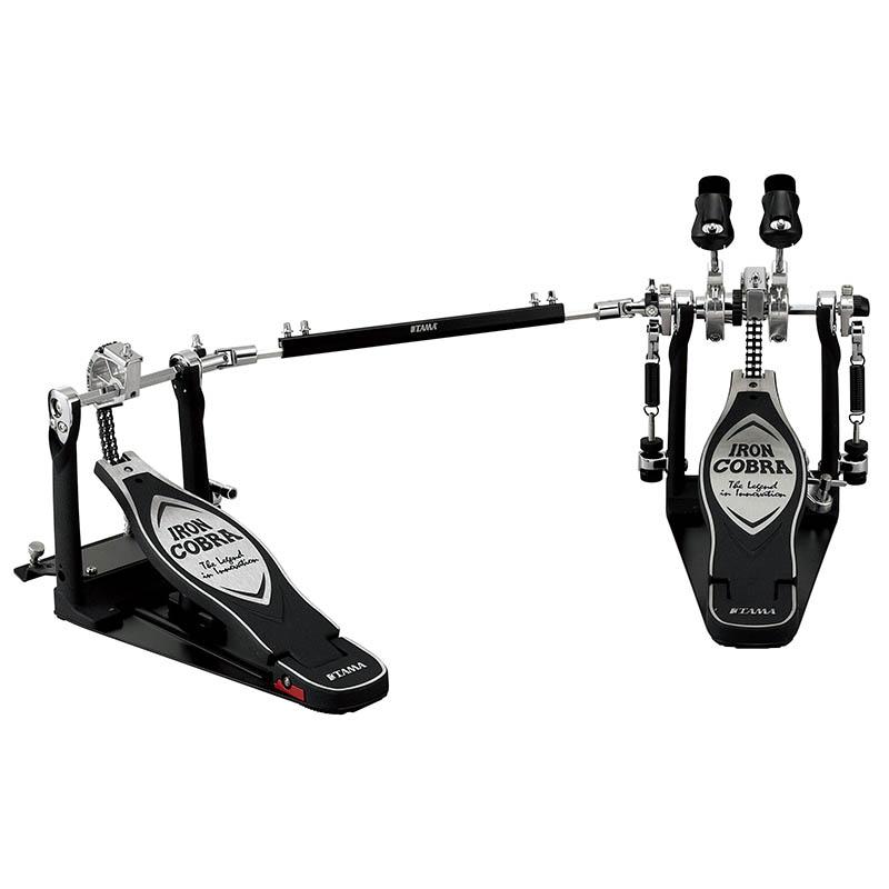 TAMA HP900RWN [IRON COBRA 900 Series / Rolling Glide LiteSprocket Twin Pedal]