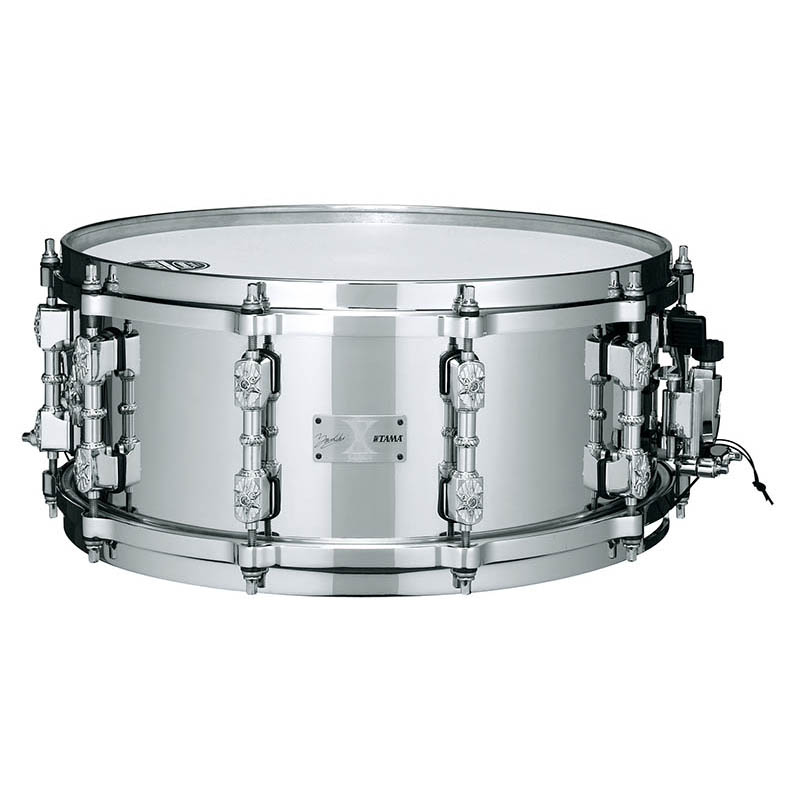 "TAMA XY146 [X JAPAN ""YOSHIKI"" Signature Snare Drum] 【新製品その他】 【HxIv08_04】"