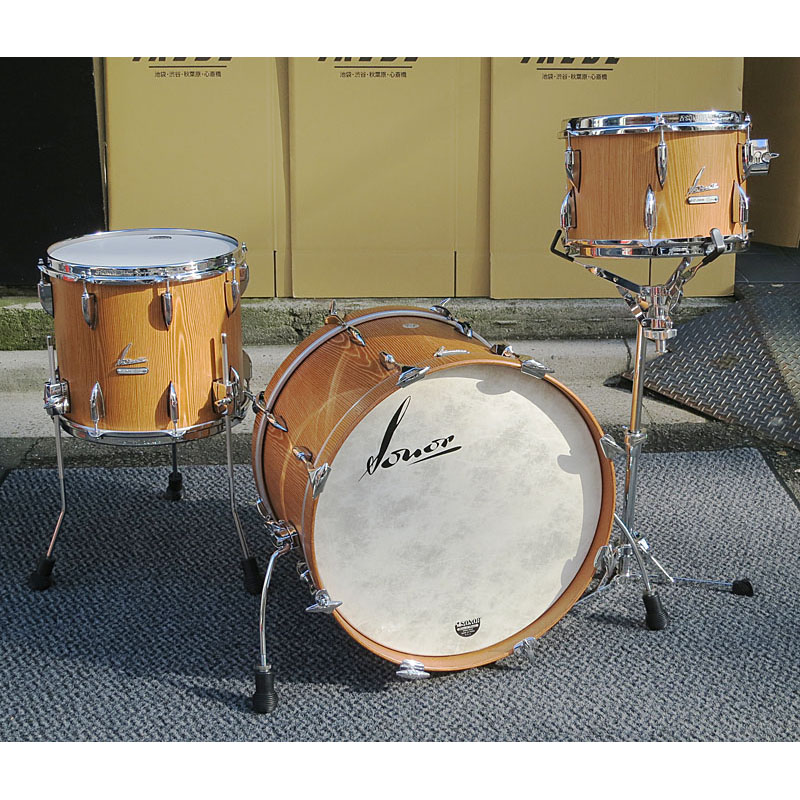 "SONOR VT15-THREE20 (BD20""x14"" TT12""x8"" FT14""x12"") [Vintage VT15-THREE20 Series [Vintage Natural]/ Wood Finish:Vintage Natural], 優先配送:4574caa2 --- ww.thecollagist.com"
