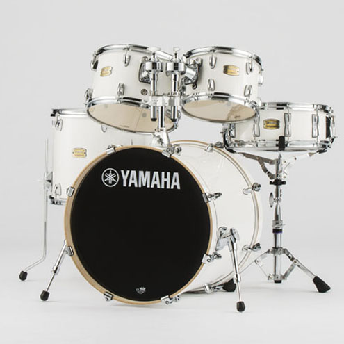 "YAMAHA SBP0F5 [STAGE CUSTOM ""2015 Model"" / ALL BIRCH SHELL:BD20・FT14・TT12 & 10・SD14・タムホルダー]"