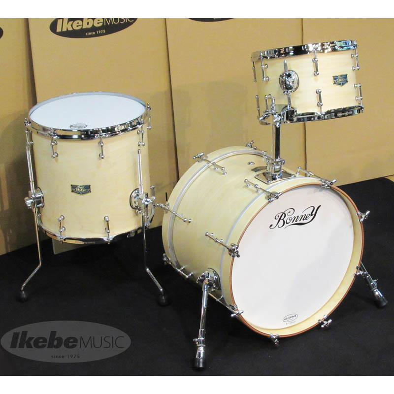 BONNEY DRUM JAPAN BOP DRUM [Produce by 石若 駿 駿 Set] (Shun Ishikawa)/ Vintage Contemporary Jazz Drum Set] [限定生産カラー:Honey Gross Mat]【ジャズに特化したドラムセット】, Interior-MIFUJI:1ea389d2 --- officewill.xsrv.jp