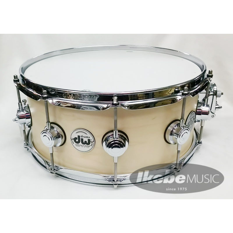 dw DW-CL1406SD/SO-NAT/C [Collector's Wood Snare / Pure Maple 14