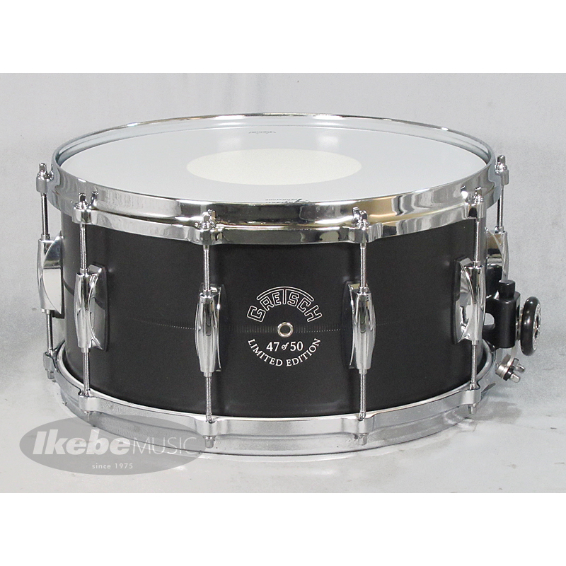 Gretsch G-4170D [USA Custom Series Limited Edition Aluminum Snare Drum 14