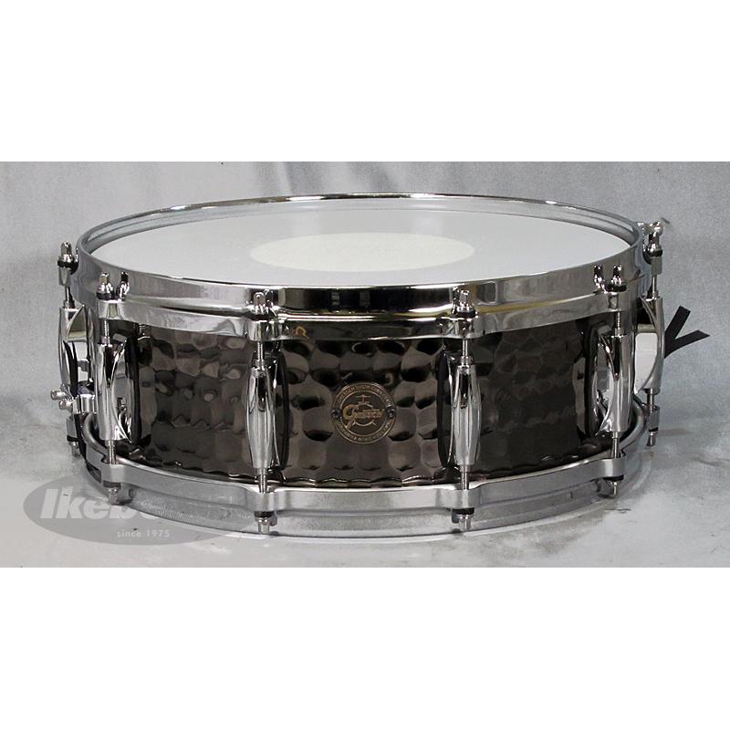 Gretsch S1-0514-BSH [Hammerd Black Steel Snare] 【店頭展示チョイキズ特価品】