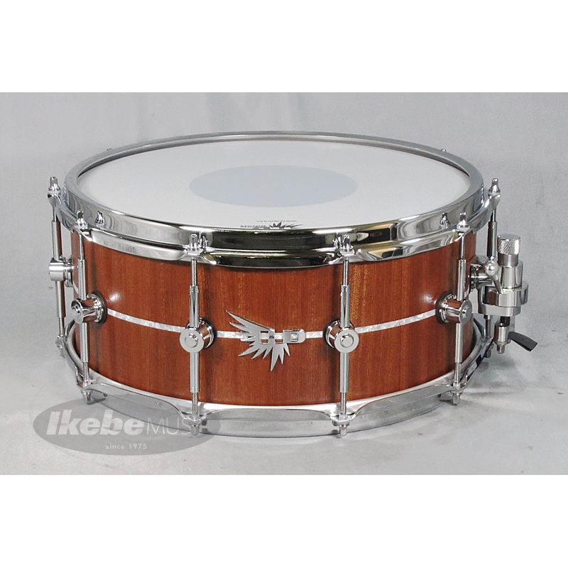 HENDRIX DRUMS Archetype Solid Stave African Sapele 14