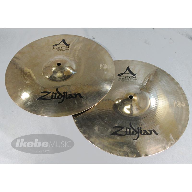 Zildjian A Custom Mastersound HiHats 14