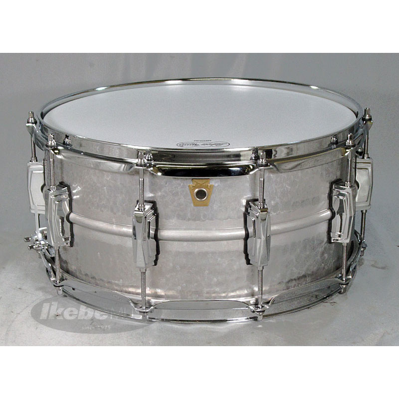 Ludwig LA405K [Hammered Acrophonic Special Edition Snare Drum] 【店頭展示チョイキズ特価品】