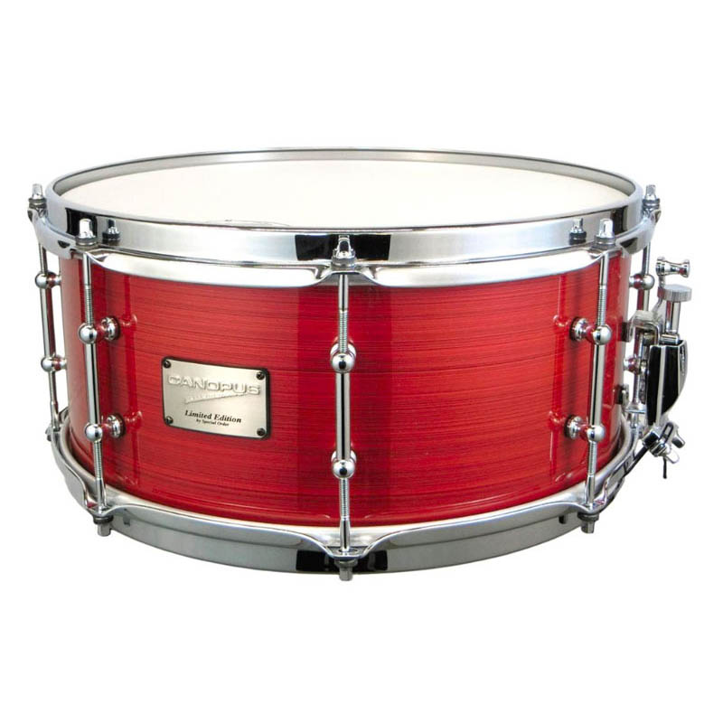 CANOPUS LEMP-1465 [5ply Maple + Poplar:Hairline Red Covering] 【限定品】