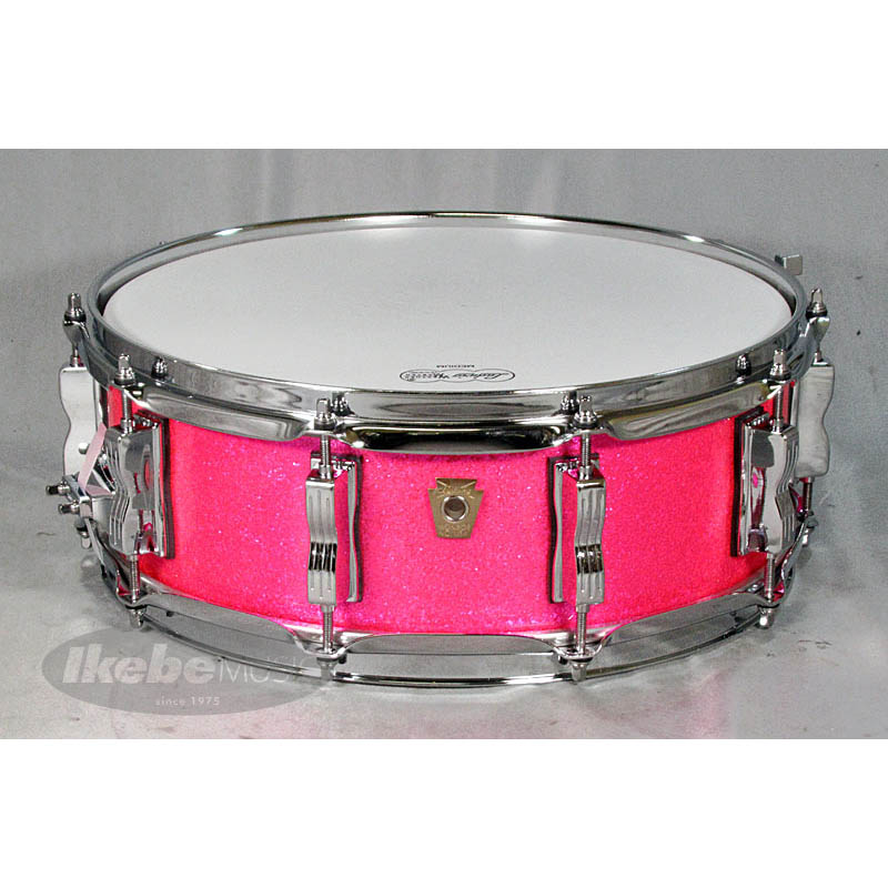 Ludwig LS401XX90 [Classic Maple / Pink Glittr Covering / P85 & P33] 【店頭展示チョイキズ特価品】