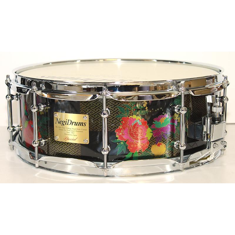 Negi Drums Drums HKRB-1450P 光牡丹/ Negi [1.2mm Steel/ 2.3mmパワーフープ/ ペット素材バック印刷・カバリング], 鯉のぼりと五月人形専門店ぷりふあ:9c400ae2 --- ww.thecollagist.com