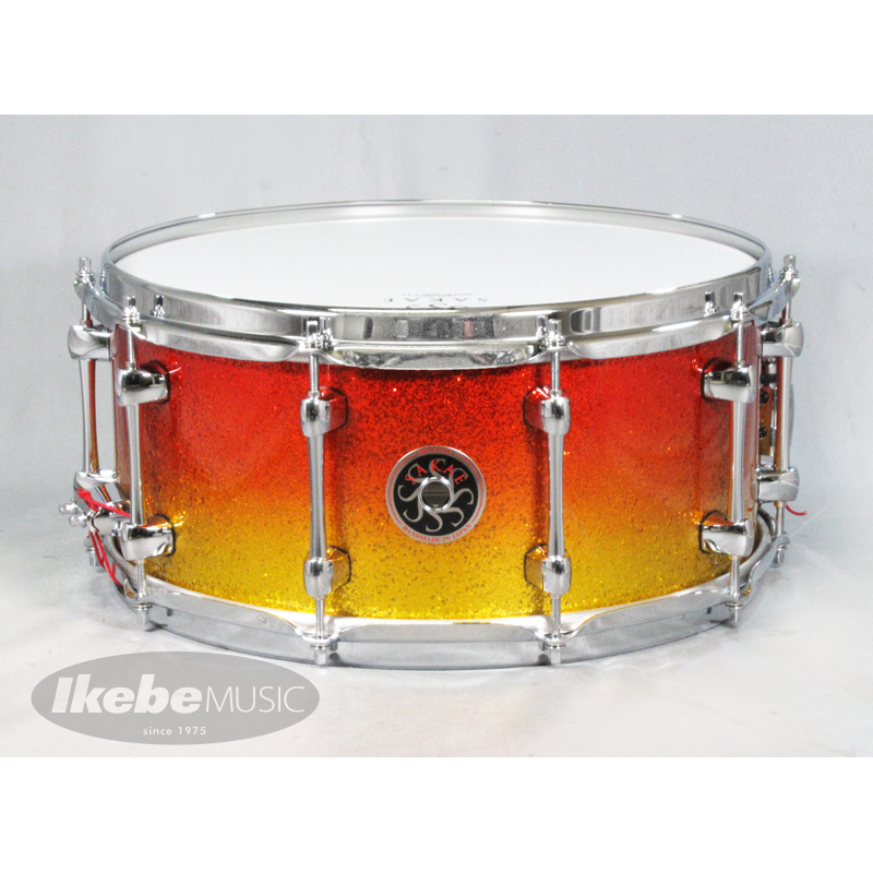 SAKAE DRUMS SD1465BC/MH Tequila [Birch / Mighty Halo / 14