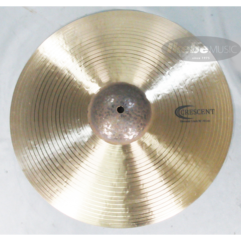 "SABIAN CR-16ECS [CRESCENT Element Crash 16""] 【店頭展示チョイキズ特価品】"